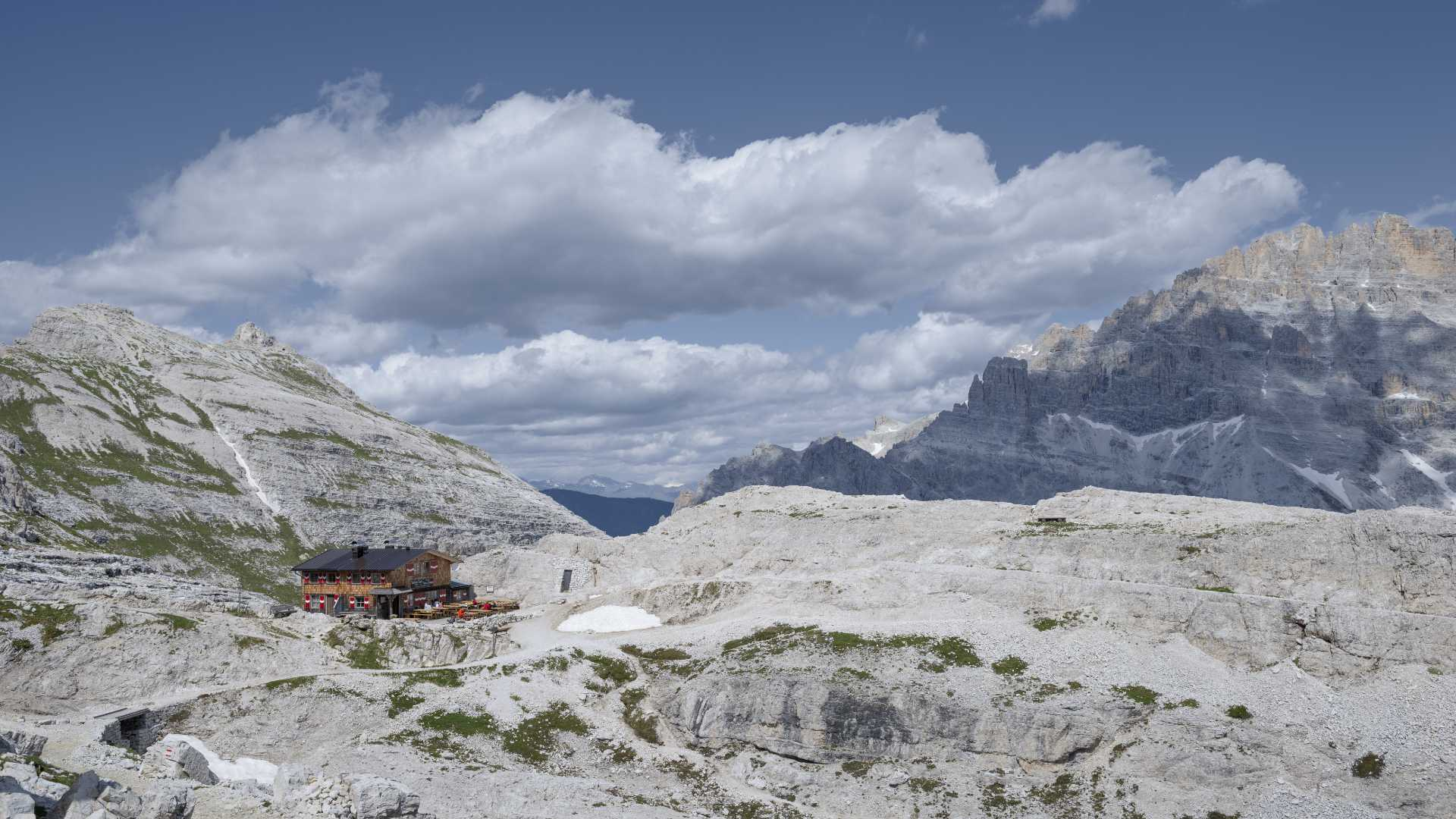 Visitare le Dolomiti