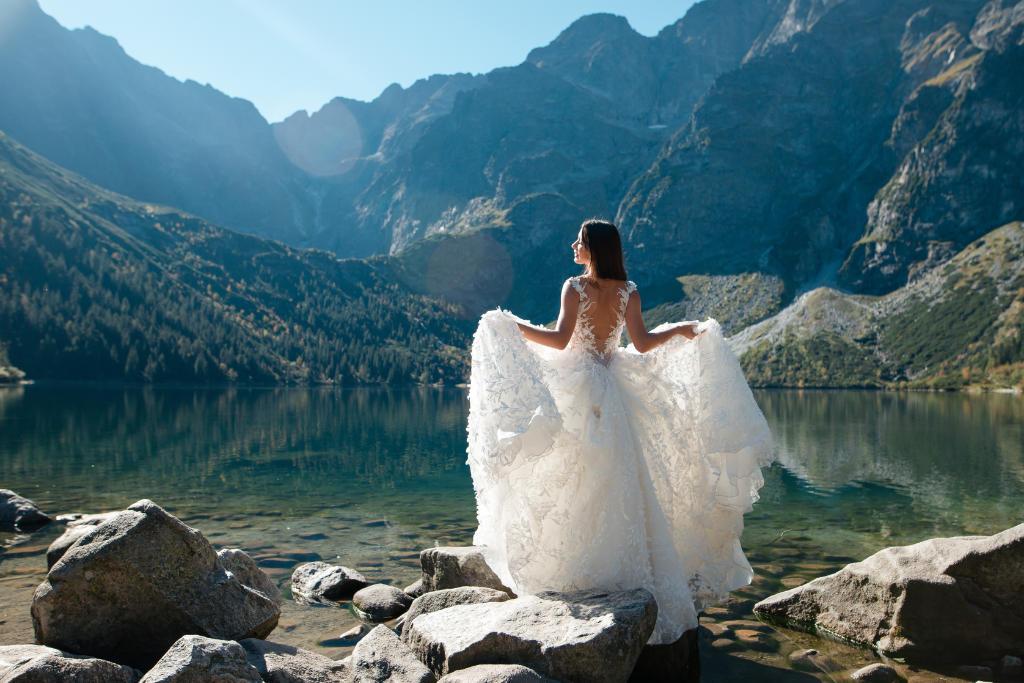 Matrimonio nelle Dolomiti